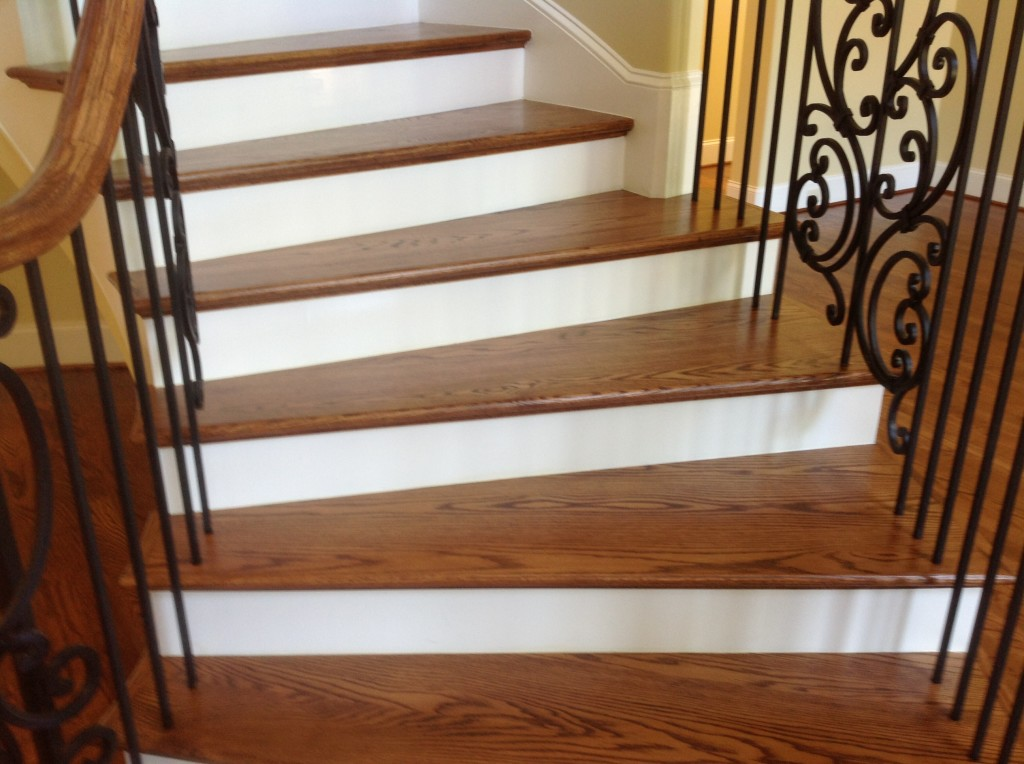 Installing Beautiful Wood Floors In Raleigh Wake Forest Nc