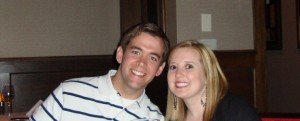 Phil's daughter, Heather, and her husband, Nick.
